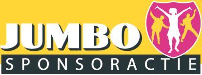 Afbeeldingsresultaat voor jumbo sponsoractie